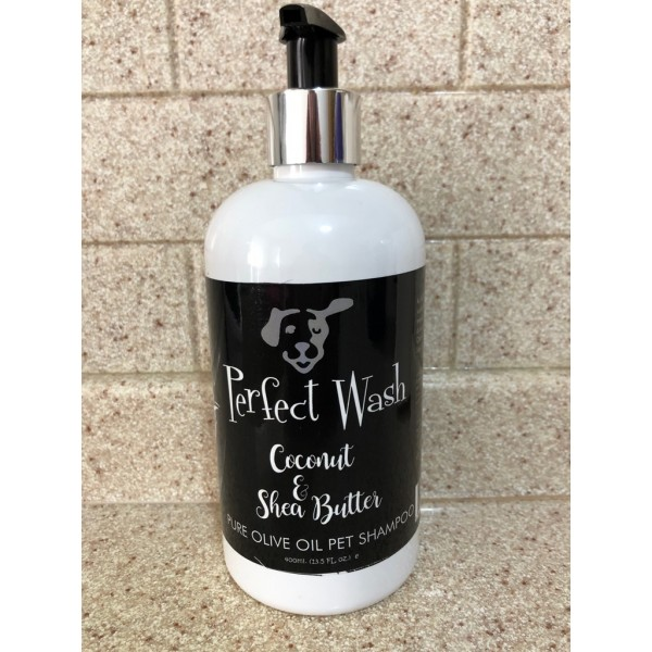 PERFECT WASH COCONUT & SHEABUTTER 400ml