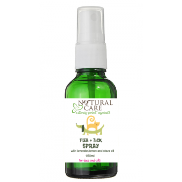 Natural Care Flea and Tick Spray