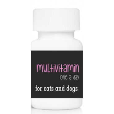 Barfers Naturals  Multivitamin 60 tablet / LIMITED EDITION